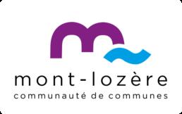 Logo de la communauté de communes du Mont Lozère