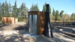 Projet installation toilette publique KL2 à Chateaurenard