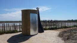 Projet installation toilette sans eau au Sainte Marie de la Mère