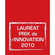 Lauréat prix de l'innovation 2010 salon des maires