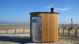 Toilette écologique KL2 Kazuba en corse à Porto Vecchio